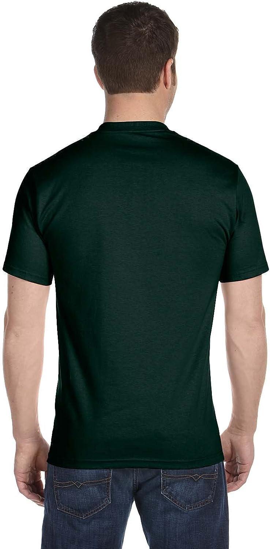 Hanes ComfortSoft® Heavyweight T-Shirt Deep Forest