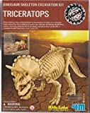 Kidz lab Triceratops Dig a Dino Excavation Kit