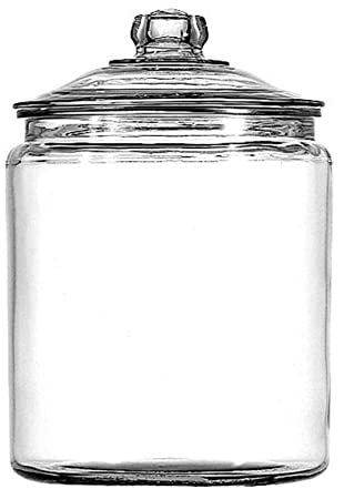 Anchor Hocking 35 Liter Glas Kaffee Cookie Keksdose Container