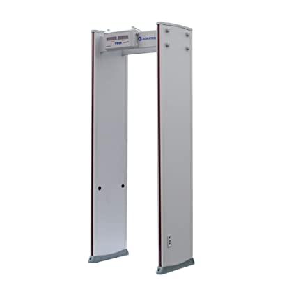 Zorpro Walk Through - Detector de metales (6 zonas, detector de metal)