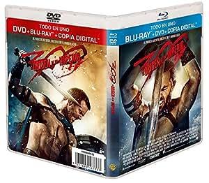 300: El Origen De Un Imperio (DVD + BD + Copia Digital) [Blu-ray]