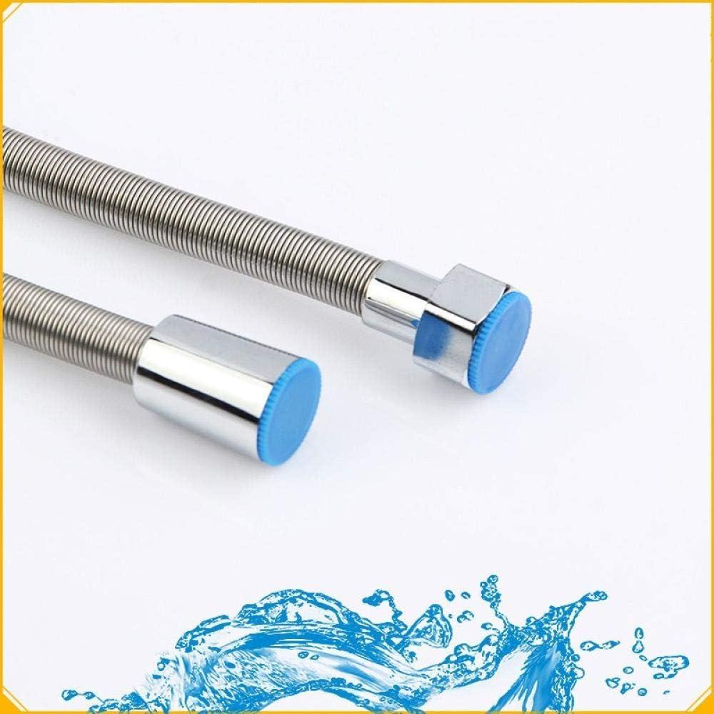 Tuyau de douche /à ressort 1M 1,5M 2M tube de bain de douche crypt/é galvanis/é 1,2M tube de traction en fil de nylon.