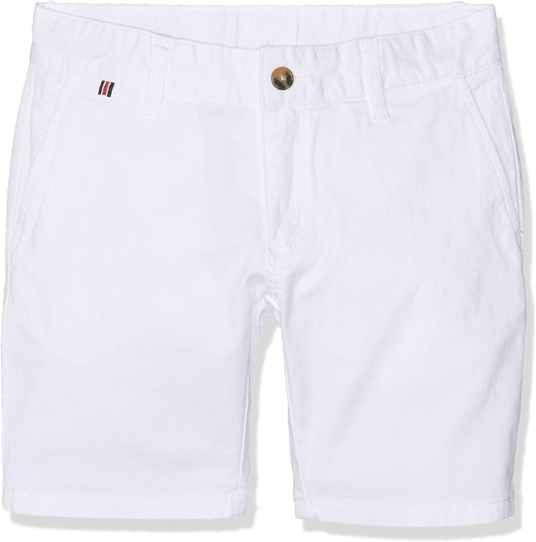 Hackett London Chino Short Pantalones Cortos para Ni/ños