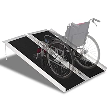 portable wheelchair ramps for home | Taraba Home Review