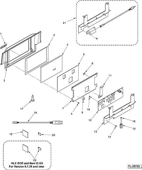 Amazon Com Hobart 00 445967 Hobart Kit Compact Flash Recovery 00