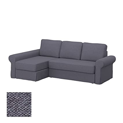 Amazon.com: Soferia Replacement Cover for IKEA BACKABRO Sofa ...