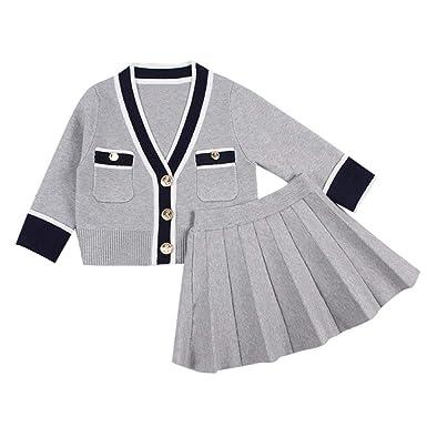 Baby Girl Skirt And Cardigan Set 18-24 Months Girls' Clothing (newborn-5t)