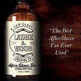 Best After-shave Balm, Unscented, Premium