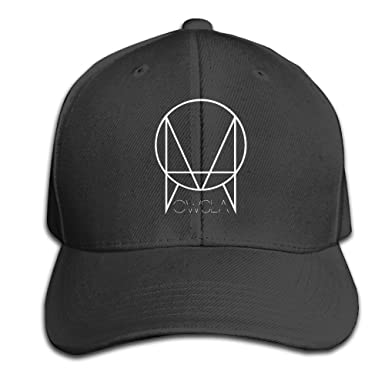 55b5770f35749 LowkeyNr1 Owsla Skrillex Label Logo Adjustable Peaked Baseball Caps Hats  Duck Tongue Hat For Mens Womens