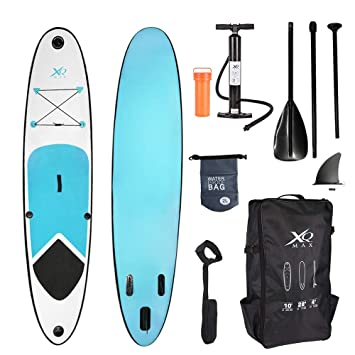 XQ Max SUP aufblasbares Stand Up Paddle Board Set