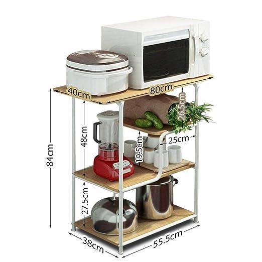 Yuany Creative Kitchen Trolley Se Puede Mover Admisión ...