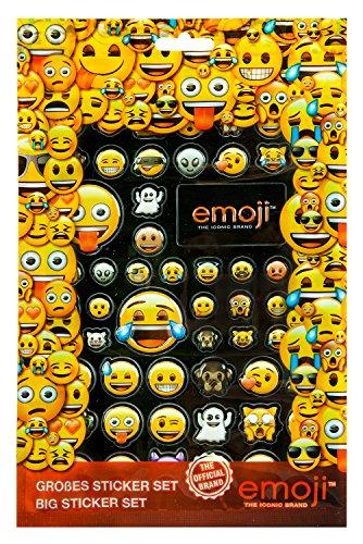 Rucksack Emoji Set Emoji Rucksack Undercover Großes Sticker Undercover 16qIg