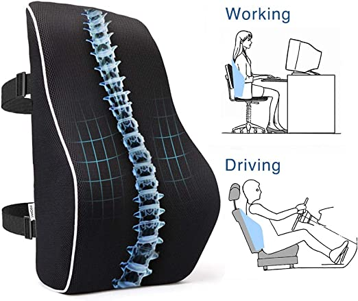 Memory Foam Car Seat Belt Safety Pad Shoulder Strap Cover Cushion Rucksack Bags