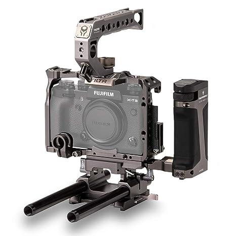 Tilta Gray) Tilta TA-T03-C-G Camera Cage Kit C Cámara Jaula para ...