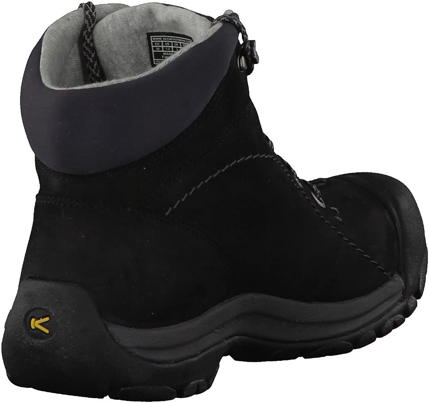 KEEN Womens Kaci Winter Mid Wp-w Rain Boot