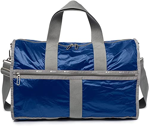 LeSportsac Women s Cr Large Weekender, Blue Aster, One Size