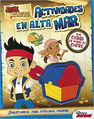 Jake Y Los Piratas. Actividades En Alta Mar por Disney