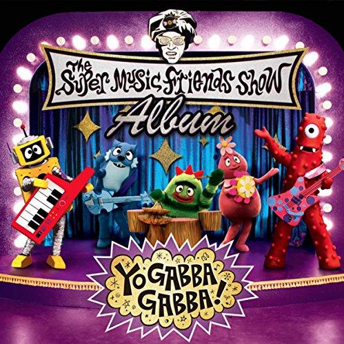 Yo Gabba Gabba! - The Super Music Friend - Yo Gabba Gabba Vinyl Shopping Results