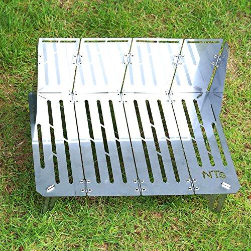naturetones(ネイチャートーンズ) ステンレス ソロテーブル(A3サイズ 風防つき)SUST-A3   B0756HSMJ7