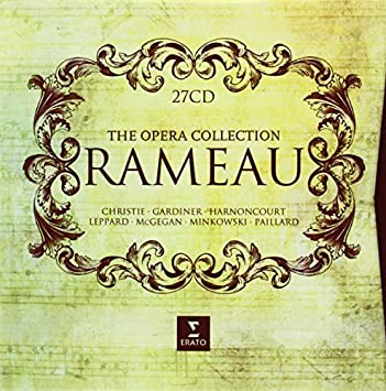 Jean-Philippe Rameau: The Opera Collection by Erato: Various: Amazon.it:  Musica