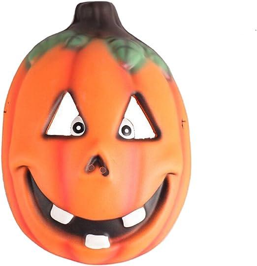 Qianle Halloween máscara de Zombie para adulto Halloween calabaza ...