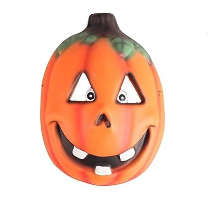 Qianle Halloween máscara de Zombie para adulto Halloween calabaza Zombie disfraz