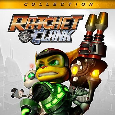 Ratchet & Clank Vita Bundle (R&C 1 + R&C 2 + R&C 3) - PS Vita [Digital Code]