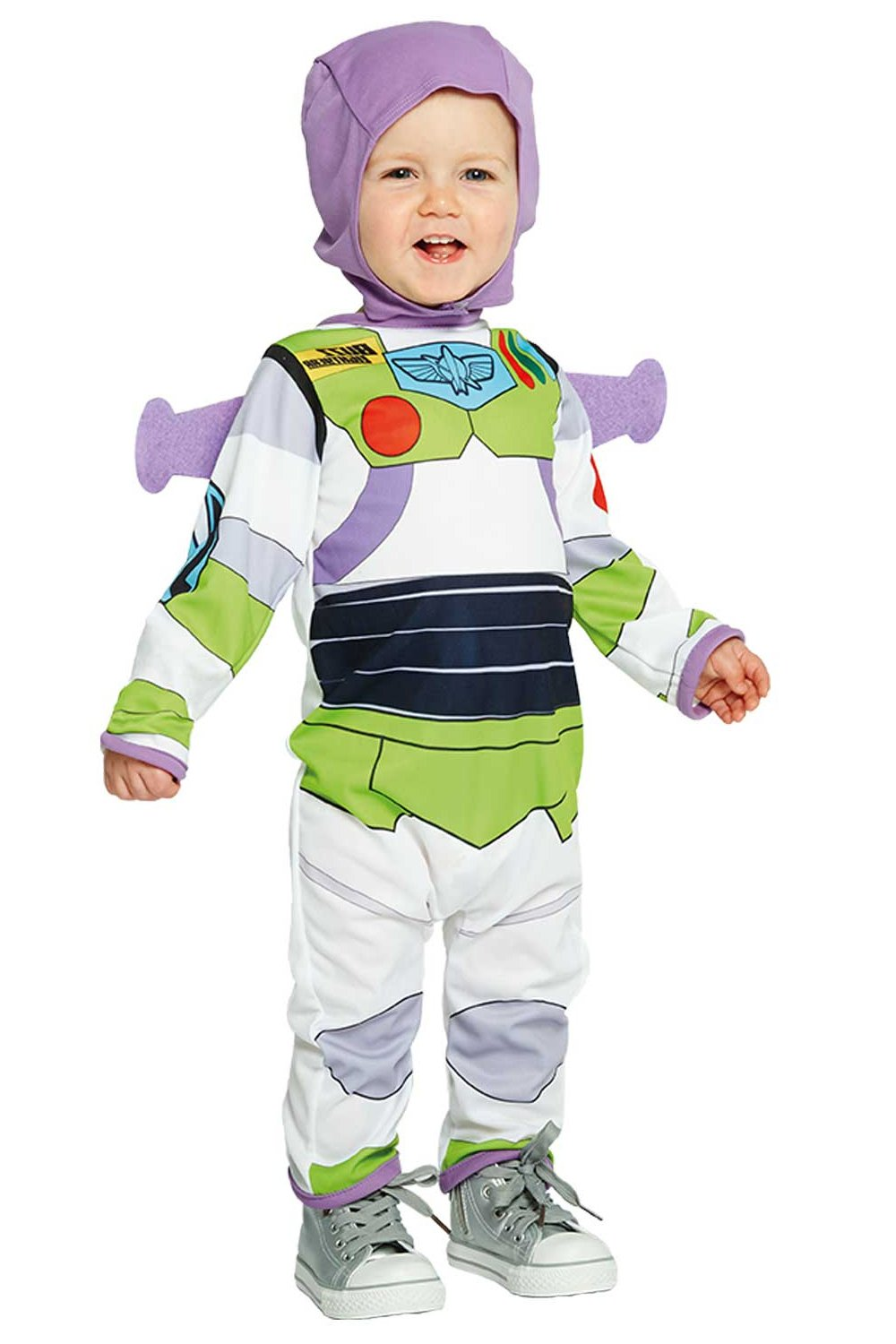 Disney Baby Boys Toy Story Sleepsuit Buzz Lightyear