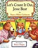 Let's Count It Out, Jesse Bear, Nancy White Carlstrom, 0689842570