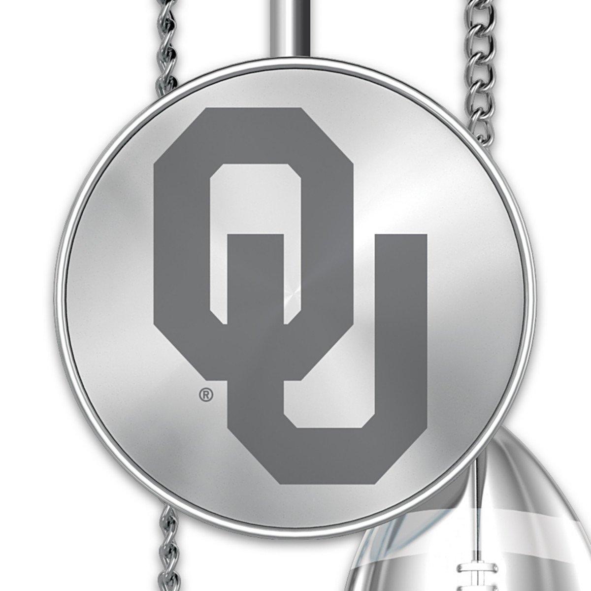 University Of Oklahoma Sooners College Football Cuckoo Clock: Bradford Exchange by The Bradford Exchange by Bradford Exchange (Image #5)