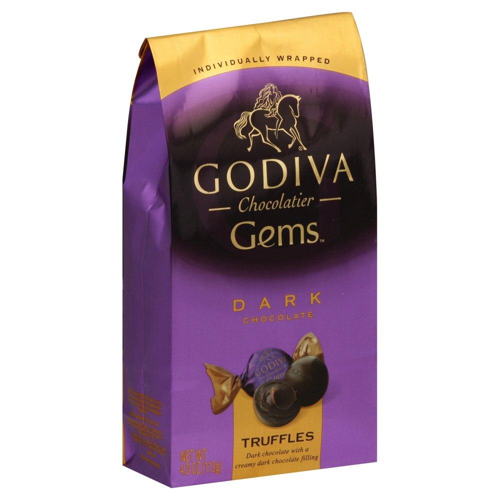 Godiva Choc Gem Trffl Drk by GODIVA Chocolatier