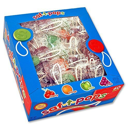 Saf-T-Pops Assorted 60 ct. box ()