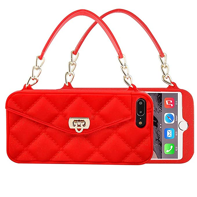 24a9f405bb07 Amazon.com: SGVAHY Wallet Purse Case for iPhone Xs Max, Luxury Bag ...