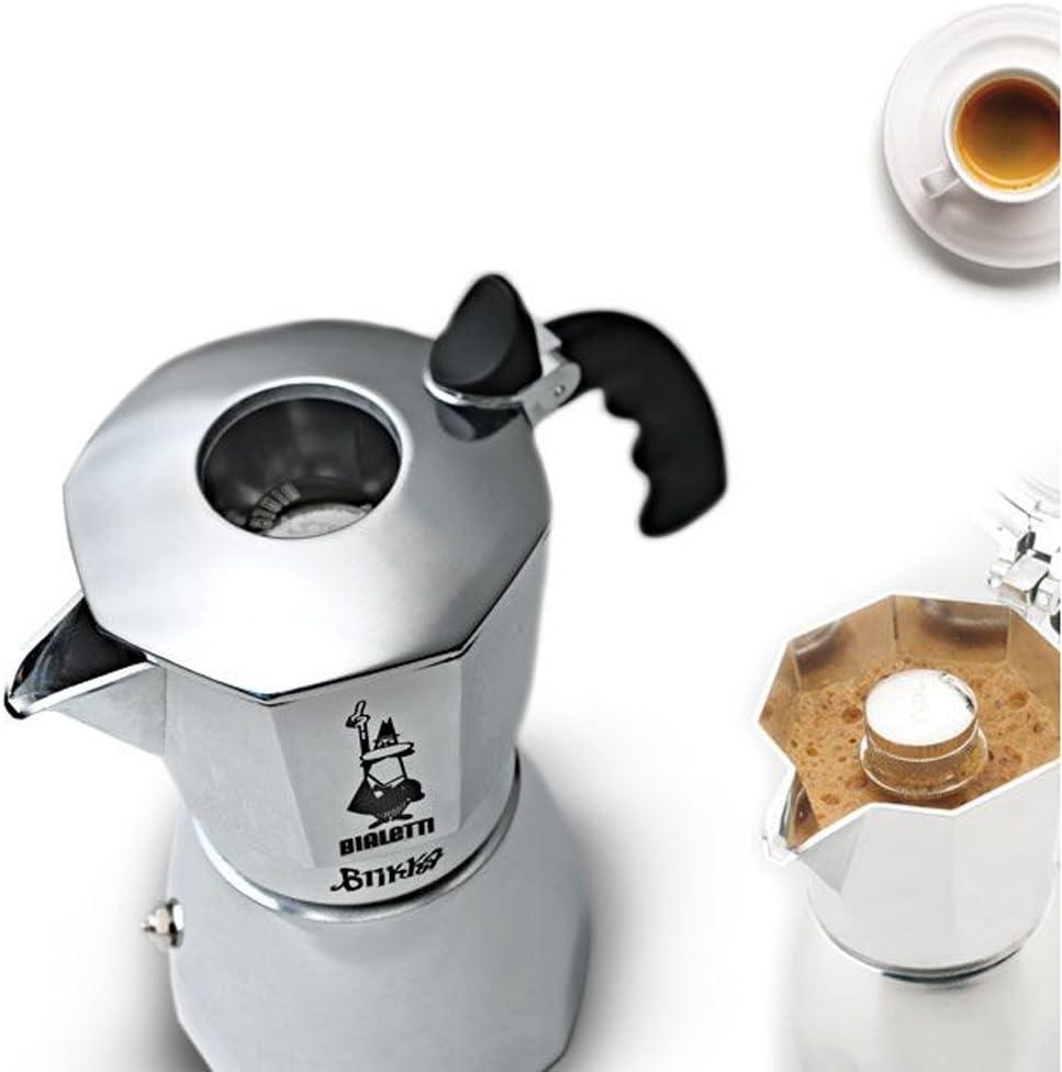 Amazon.com: Bialetti máquina de espresso, Aluminio ...