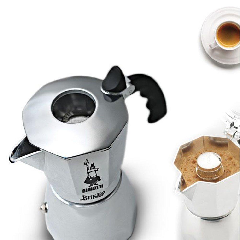 Bialetti 6988 Brikka Stovetop Espresso Maker, 4-Cup: Amazon.ca ...