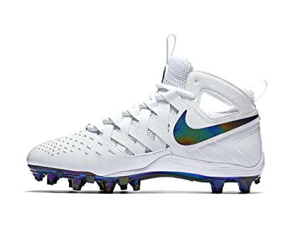 d7f9639f37f8 Nike Men s Huarache V Lax LE Lacrosse Cleat (11.5