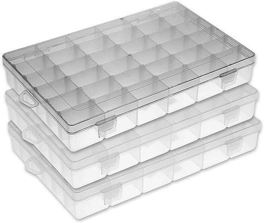 FSC - Caja organizadora de iluminación de plástico para joyas ...