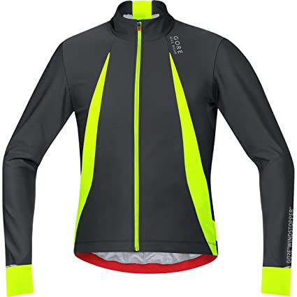 Gore Bike WEAR Oxygen Windstopper Long Jersey  Amazon.ca  Sports ... aa9a65b2e