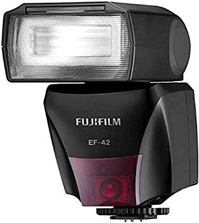 Fujifilm Ef 42 Ttl Blitzgerät Für Hs20 Hs25 Hs30 X100 X S1 X10 Und X Pro