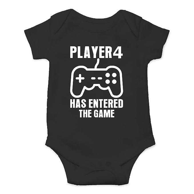 Amazon.com: CBTwear Player 4 ha entrado en el juego – Nuevo ...