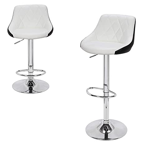 Superb Amazon Com Bar Stools Set Of 2 Pcs Bar Chairs Breakfast Pabps2019 Chair Design Images Pabps2019Com