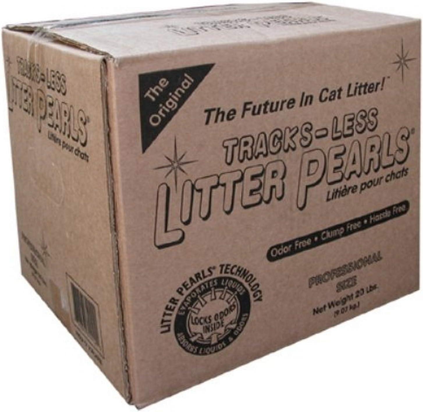 Ultra Pet Tracks-less Litter Pearls