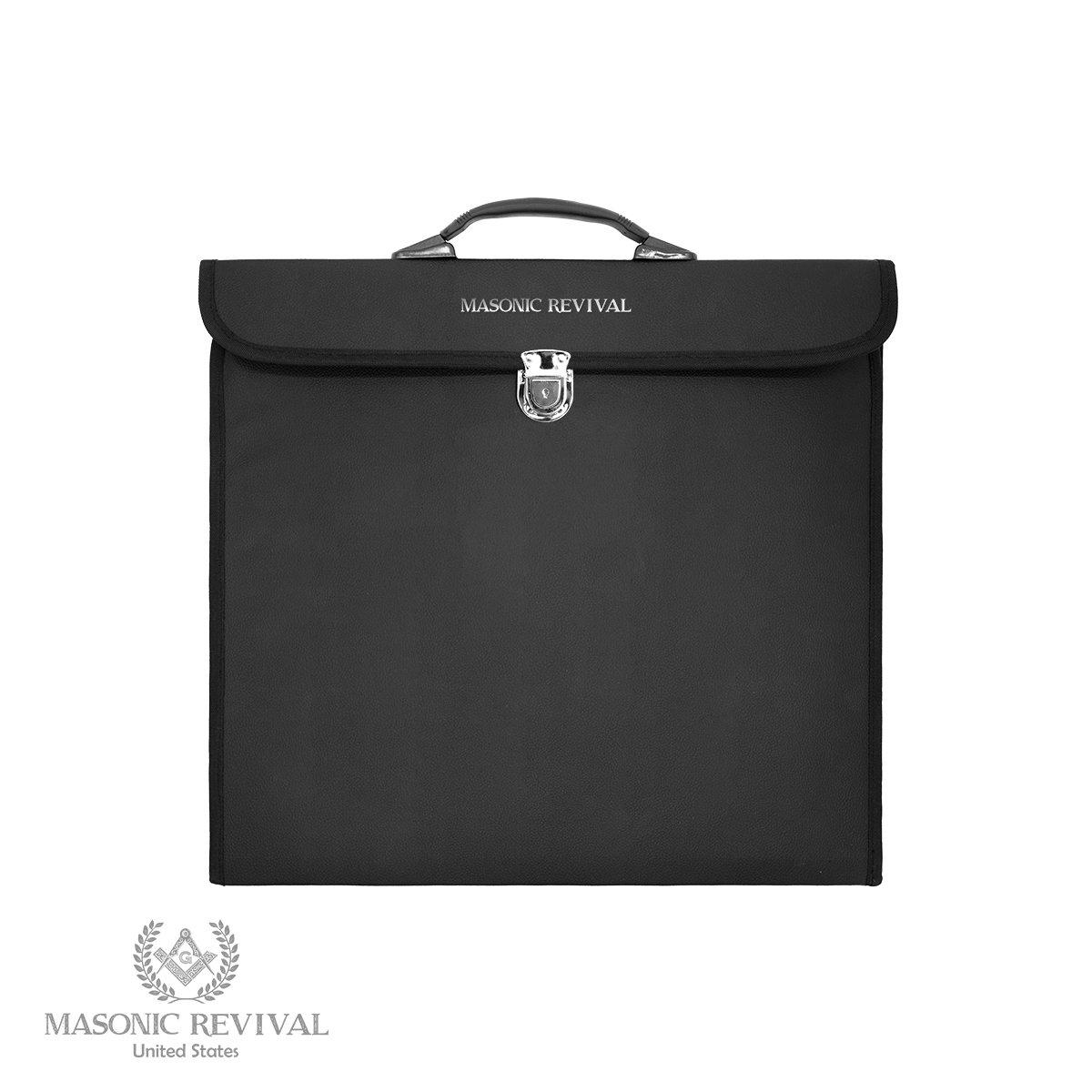 デラックスエプロンケースby Masonic Revival   B078KVDJV1