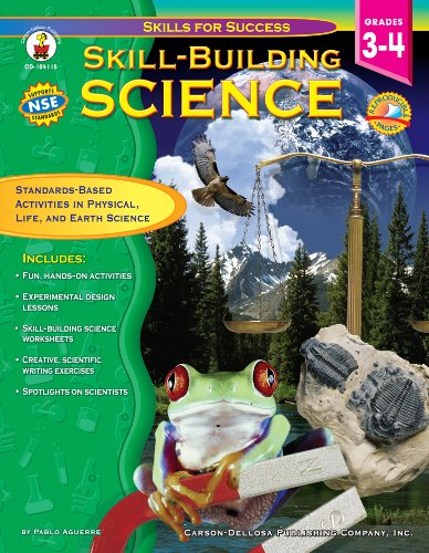 Skill-Building Science, Grades 3 - 4: Standards-Based Activities in Physical, Life, and Earth Science (Skills for Success Series) pdf epub