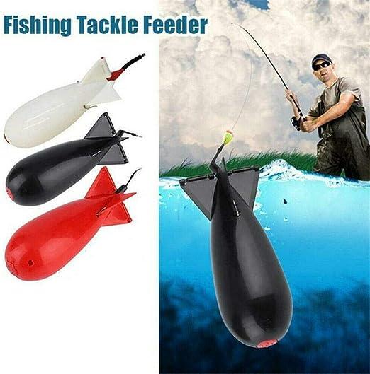 All Sizes /& Floats Like Spomb UK Well tsdy Carp Fishing Spod Bomb Bait Rocket