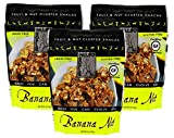 Paleo People Banana Nut Granola, 5 Ounce (Pack of 3)