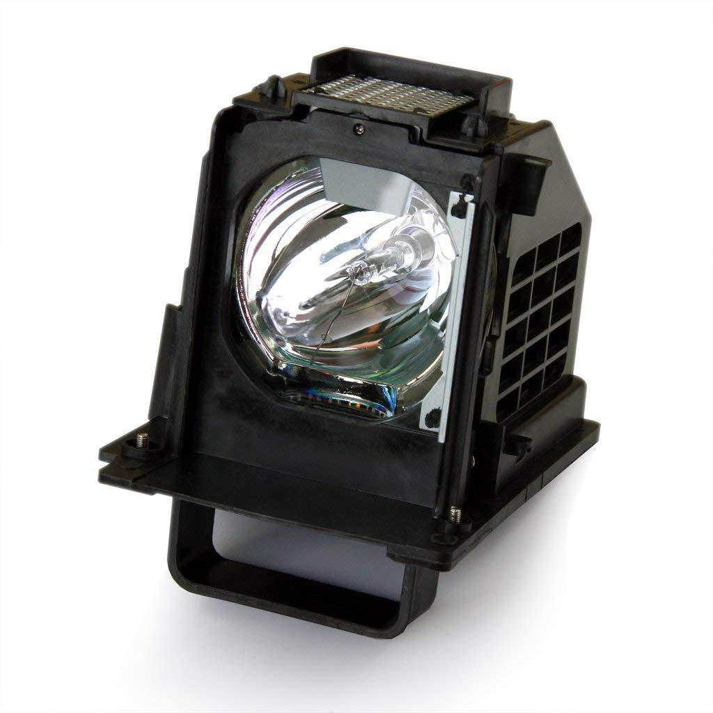 WD-60738 Ahlight Replacement Lamp with Housing for Mitsubishi WD-60C10,WD-60638 WD-60638CA 915B441001