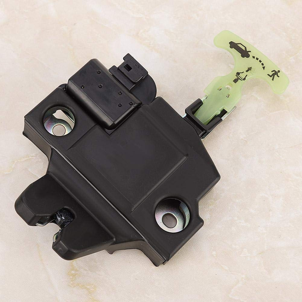 64600-06010 Acouto Tailgate Trunk Lid Latch Trunk Lid Lock Tailgate Trunk Lid Latch Power Lock Actuator Fit for Voor de Volgende