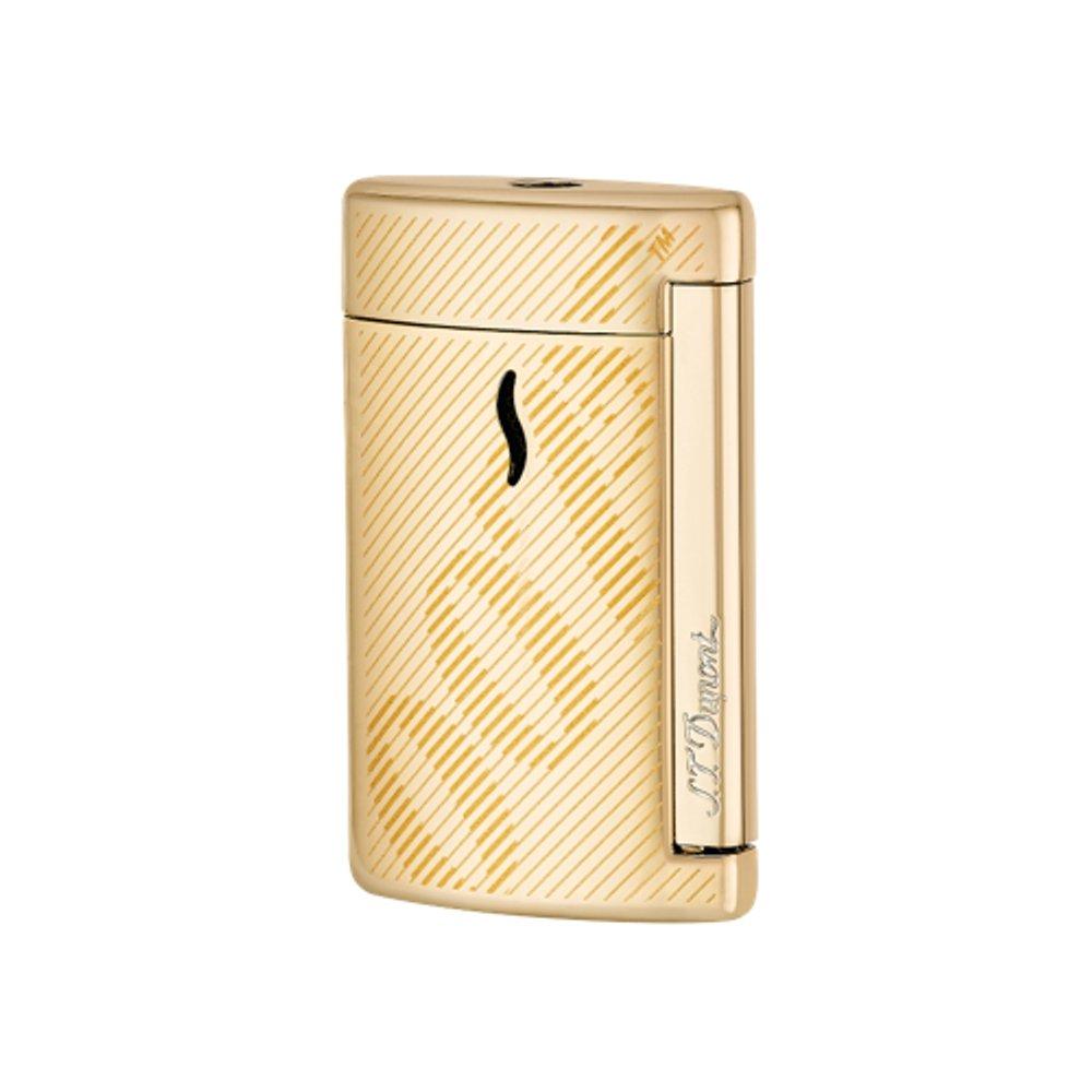 S.T. Dupont james bond black mini jet lighter