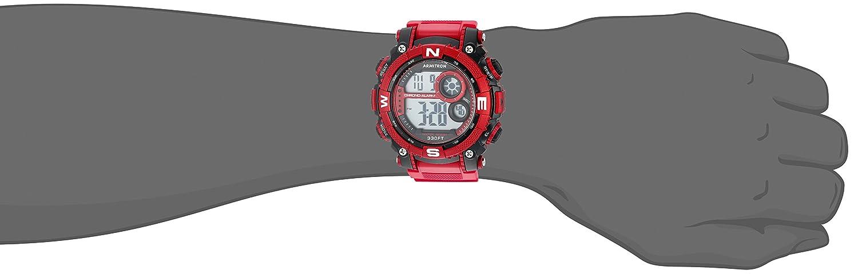 Reloj - Armitron Sport - para - 40/8284RDBK: Amazon.es: Relojes